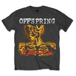 The Offspring Unisex Tee: Smash 20