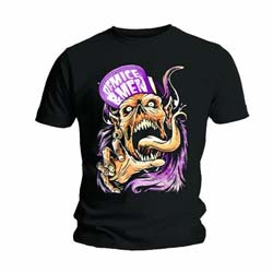 Of Mice & Men Unisex Tee: Flip Hat Demon (X-LARGE ONLY)