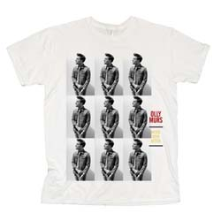 Olly Murs Ladies Tee: Never Been Better