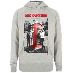 One Direction Ladies Pullover Hoodie: Take Me Home
