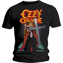 Ozzy Osbourne Men's Tee: Speak of the Devil Vintage