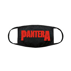 Pantera Face Mask: Logo