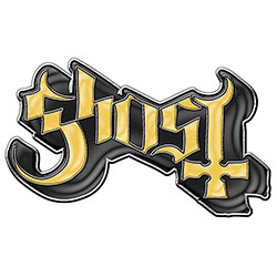 Ghost Pin Badge: Logo