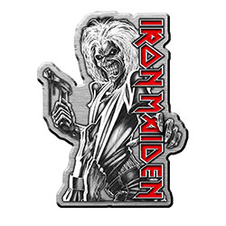 Iron Maiden Pin Badge: Killers