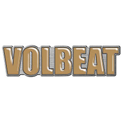 Volbeat Pin Badge: Logo