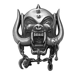Motorhead Pin Badge: War Pig