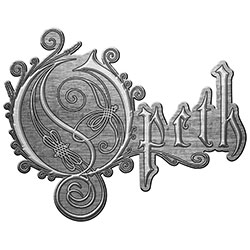 Opeth Pin Badge: Logo (Retail Pack)