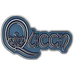Queen Pin Badge: Logo (Retail Pack)