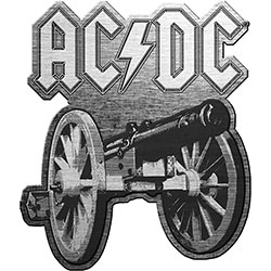 AC/DC Pin Badge: For Those About To Rock