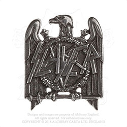 Slayer Pin Badge: Eagle
