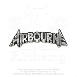 Airbourne Pin Badge: Logo