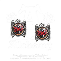 Slayer Stud Earrings: Eagle