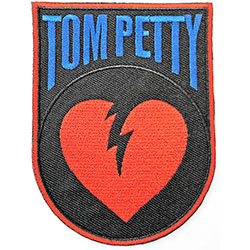 Tom Petty & The Heartbreakers Standard Patch: Heart Break (Patch)