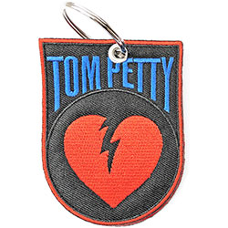 Tom Petty & The Heartbreakers Standard Keychain: Heart Break (Patch)