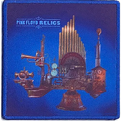 Pink Floyd Standard Patch: Relics (Album Cover)