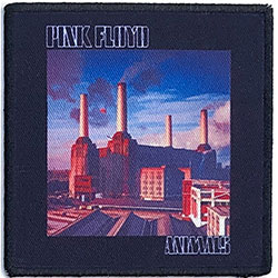 Pink Floyd Standard Patch: Animals (Album Cover)