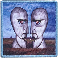Pink Floyd Standard Patch: The Division Bell (Album Cover)
