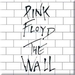 Pink Floyd Fridge Magnet: The Wall Logo