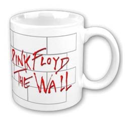Pink Floyd Boxed Standard Mug: The Wall Logo