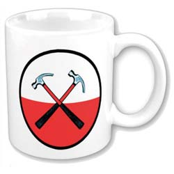 Pink Floyd Boxed Standard Mug: The Wall Hammers Logo