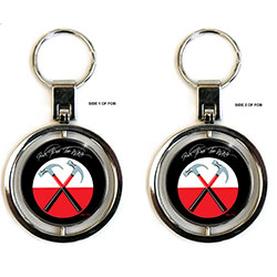 Pink Floyd Premium Keychain: The Wall (Spinner)