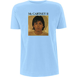 Paul McCartney Men's Tee: McCartney II