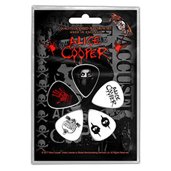 Alice Cooper Plectrum Pack: Eyes