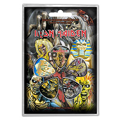 Iron Maiden Plectrum Pack: Early Albums (Retail Pack)