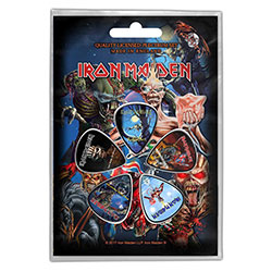 Iron Maiden Plectrum Pack: Later Albums (Retail Pack)