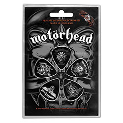 Motorhead Plectrum Pack: Bad Magic