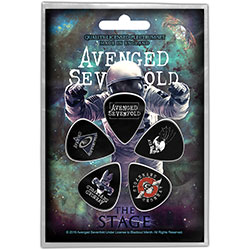 Avenged Sevenfold Plectrum Pack: The Stage