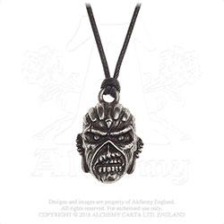 Iron Maiden Pendant: Book of Souls Eddie