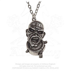 Iron Maiden Pendant: Piece of Mind Eddie