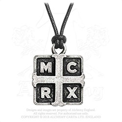 My Chemical Romance Pendant: Cross