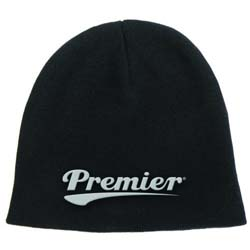 Premier Drums Men's Beanie Hat: Logo