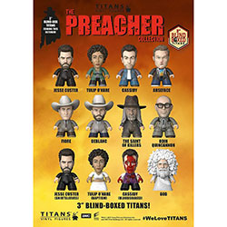 "Preacher TITANS: 18 Piece Blind Box Collection (3"")"
