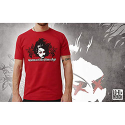 Queens Of The Stone Age Unisex Tee: New Girls