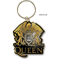 Queen Standard Key-Chain: Gold Crest