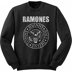 Ramones Kid's Sweatshirt: Presidential Seal (Youth's Fit)