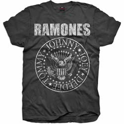 Ramones Kids Youth's Fit Tee: Presidential Seal