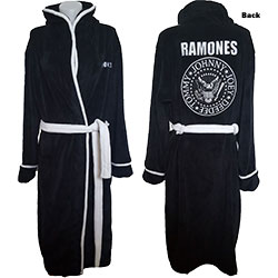 Ramones Unisex Bathrobe: Presidential Seal
