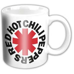 Red Hot Chili Peppers Boxed Standard Mug: Asterisk Classic