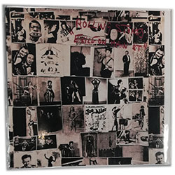 The Rolling Stones Greetings Card: Exile On Main Street