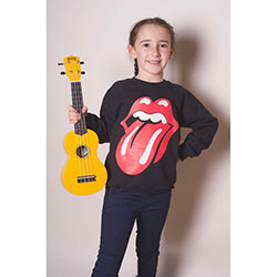 The Rolling Stones Kids Youth's Fit Sweatshirt: Classic Tongue