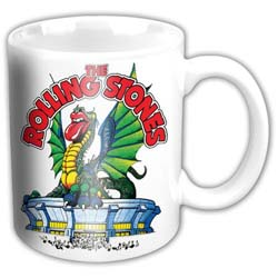 The Rolling Stones Boxed Standard Mug: Dragon