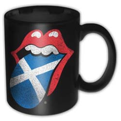 The Rolling Stones Boxed Standard Mug: Tongue Scotland
