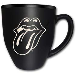 The Rolling Stones Boxed Premium Mug: Classic Tongue with Matt & Laser Etched Finish