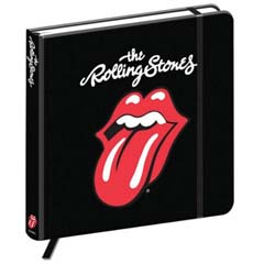 The Rolling Stones Notebook: Classic Tongue (Hard Back)