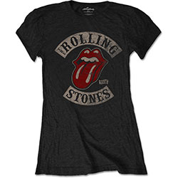 The Rolling Stones Ladies Tee: Tour 1978