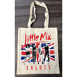 Little Mix Cotton Tote Bag: Salute Tour (Ex Tour)